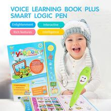 Smart Talking Pen with Voice Learning Book