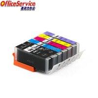 PGI 580 CLI 581 PGI580 cli581 Compatible ink Cartridge For Canon PIXMA TS8150 TS8151 TS8152 TS9150 TS9155 TR7550 TS6150 printer