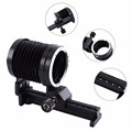 Macro Extension Bellows Tube Lens Tripod Mount Extension Bellows For Canon EOS EF Mount Focus Camera