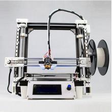 3d-принтер линейный линейный руководство главная высокоточный большой размер I3 металлический каркас DIY kit 3d-принтер
