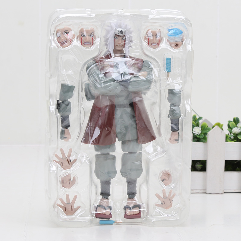 Anime Naruto Shippuden Action Figures 14cm 3