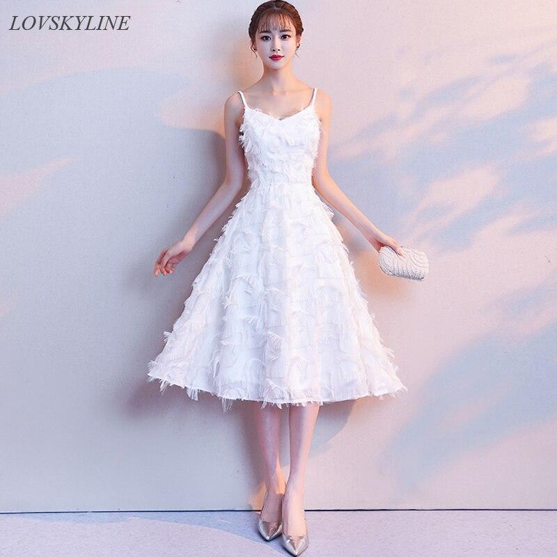 Elegant Bridesmaid Dresses Pretty Short Chiffon New A Line Off The