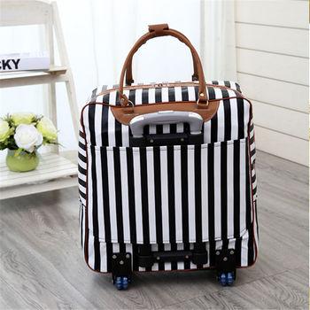 Oxford Waterproof Suitcase 1
