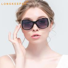 LongKeeper Luxury Oval Sunglasses Women Fashion Brand Retro Oversized Sun Glasses For Female Red Leopard Eyeware Oculos Feminino