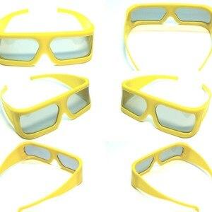 5pcs Plastic yellow Frame IMAX