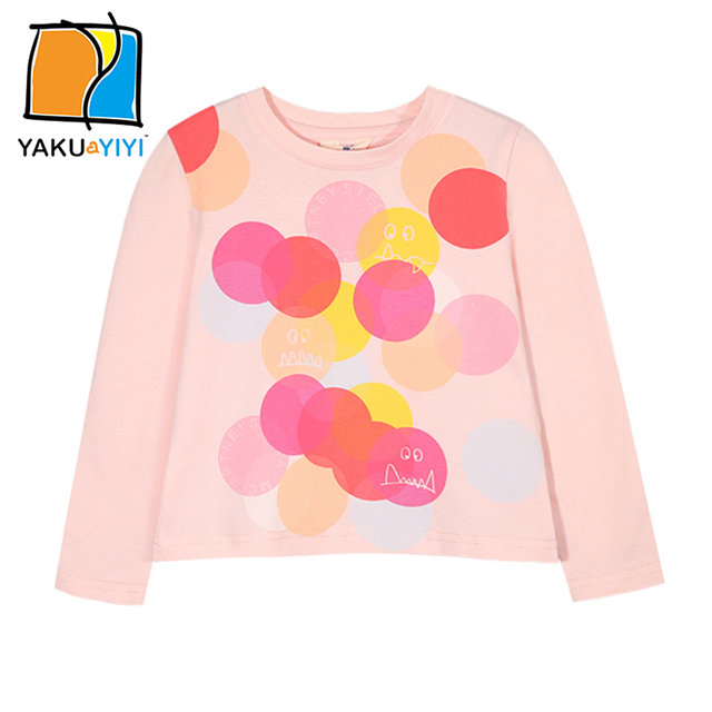 729e9b16201d YKYY YAKUYIYI Spring Loose Crew Neck Long Sleeve Girls Sweatshirt ...