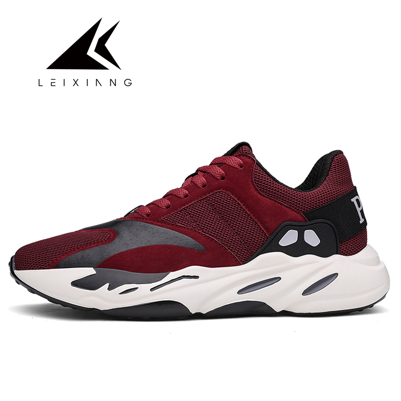 New Arrival Walking Shoes Winter Thermal Running Shoes Brand Sneakers Shoes Men Sport Trainers Mesh Breathable Sapatos Masculino ...