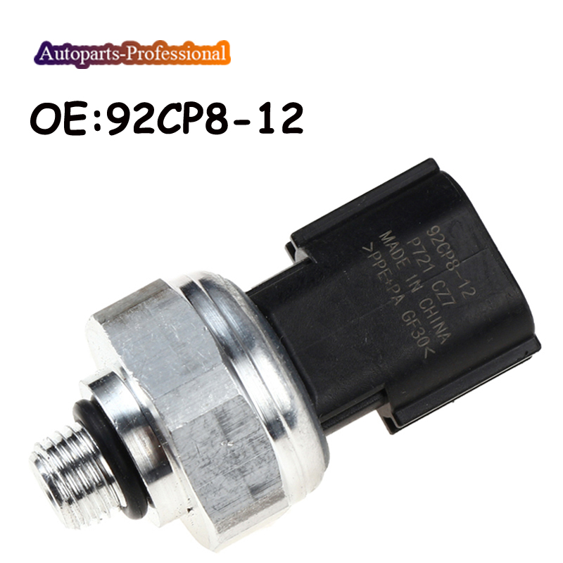 OEM 92CP8-12 92CP812 Fit For Hyundai Kia Fuel Rail Pressure Sensor Car Auto Parts