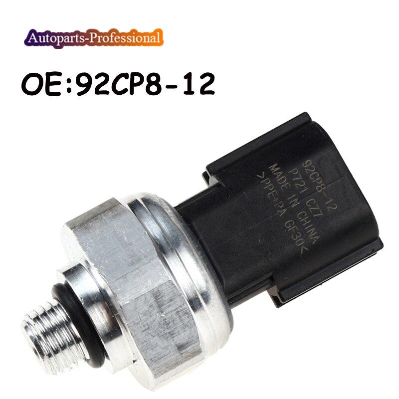 OEM 92CP8-12 92CP812 Fit For Hyundai Kia Fuel Rail Pressure Sensor Car Auto Parts