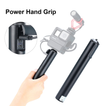 NEW 5200mAh Power Hand Grip Charge Extension Handheld grip for DJI Osmo Pocket GoPro Hero SJCAM EKEN Andriod Apple Smart Phones-in Sports Camcorder Cases from Consumer Electronics on Aliexpress.com | Alibaba Group