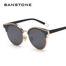 BANSTONE Women Cat Eye Sunglasses Classi