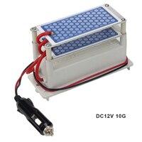 Household&Car Ozone Generator Serilization and Odor Removal Household Car Air Purifier Deodorant AC220V 5g/10g DC12V 10g