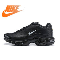 Original Authentic Nike Air Max Plus Tn Plus Ultra Se Men's Breathable Running Shoes Sneakers Comfortable Fashion New 815994 001