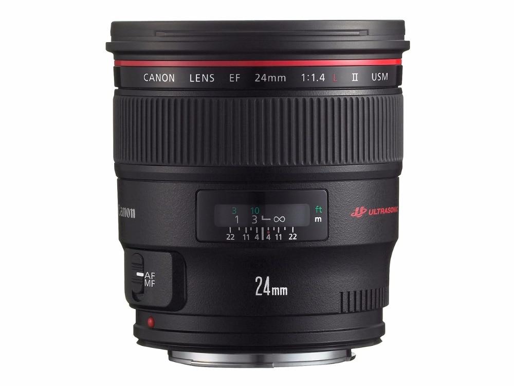 Canon EF 24mm F/1.4 L II USM Wide Zoom Lens For 5D IV 5D