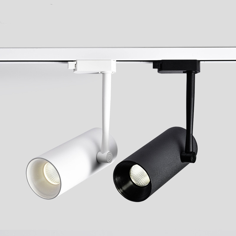 aliexpress  buy modern cob track lights angle