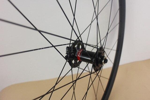 Licht In Fietswiel : Er hookless mtb front fiets wiel mm breedte mm diepte licht
