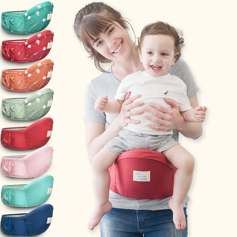 Waist Stool Ergonomic-Hipseat Baby-Carrier Walkers Comfort Infant O-Type-Legs Prevent
