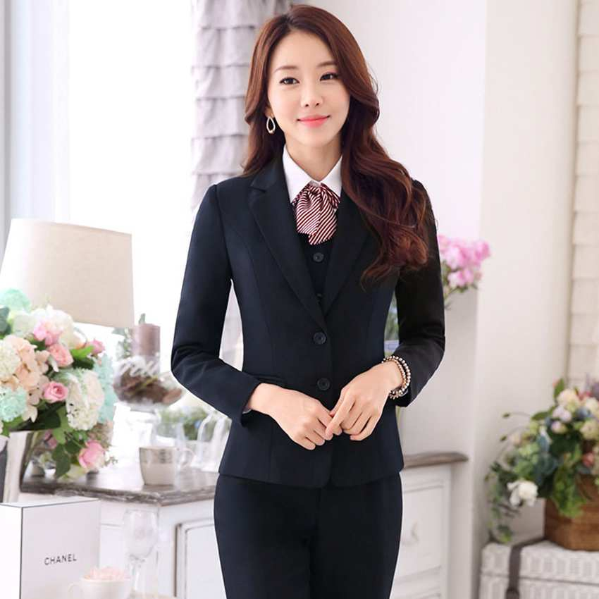 Formal Ladies Beauty Salon Fake Designer Clothes Outfits