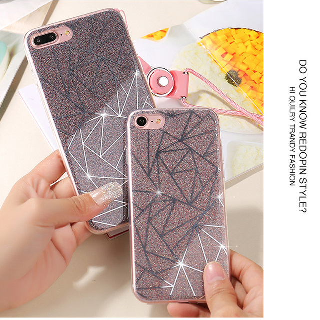 Glitter Protective Shell Cover iPhone