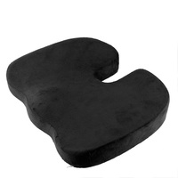 Coccyx Orthopedic Memory Foam Seat Cushion For Chair Car Office Home C S8