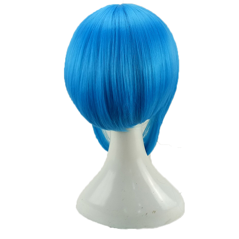 HAIRJOY Synthetic Hair Cosplay Wigs Blonde Pink Blue Purple Costume Wig Free Shipping 43