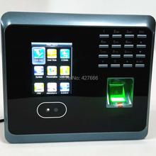 Wi-fi-фингерпринта ZK UF100Plus Wi-Fi TCP/IP лица рабочего времени Системы с бесплатным программным обеспечением