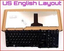 Новая Клавиатура США Английский Версия для Toshiba SATELLITE X300 G50 G55 X305 A500D A505D F501 P505 L500 P300D P200D P205D X200 Ноутбук