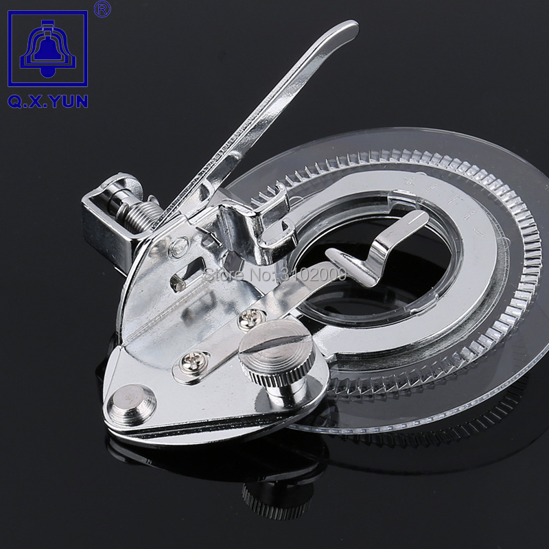 QXYUN 3700L Daisy Flower Stitch Sewing Machine Presser Foot for All Low Shank Singer Janome Brother in Sewing Machines from Home Garden