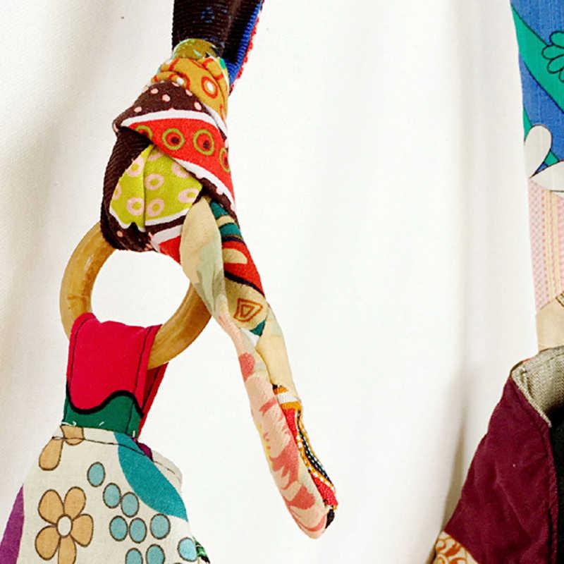 Único Patchwork Sem Costura DIY Madeira Sacos Mulheres Sling Saco Crossbody Ombro Bohemian Hippie Sacos Bolsas de Lona de Algodão das Mulheres