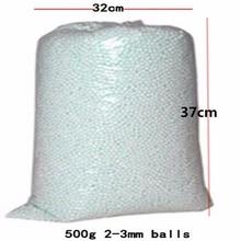 500 г/250 г белый пенопластовый шарик beanbag детский наполнитель кровать спальная Подушка Bean мешки кресло диван бусины наполнитель пенопластовый шар