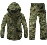 High Quality TAD V 5 0 Men Outdoor Hunting Camping Waterproof Windproof Polyester Coats Jacket Hoody