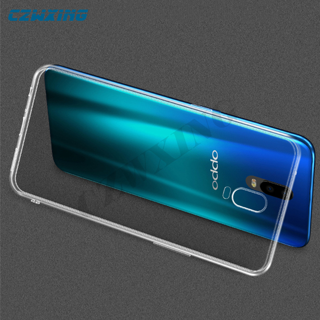 new arrival febef f65a7 US $0.93 25% OFF|For OPPO RX17 Pro Case OPPO RX17 Pro Case Soft Silicone  Back Cover Phone Case For OPPO RX17 Pro RX 17 Pro CPH1877 6.4 inch-in  Fitted ...