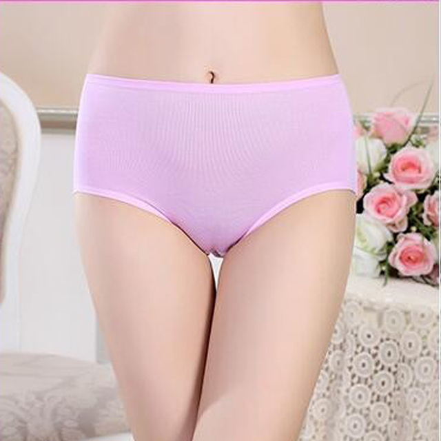 The Broadened Female Underwear Health Seamless