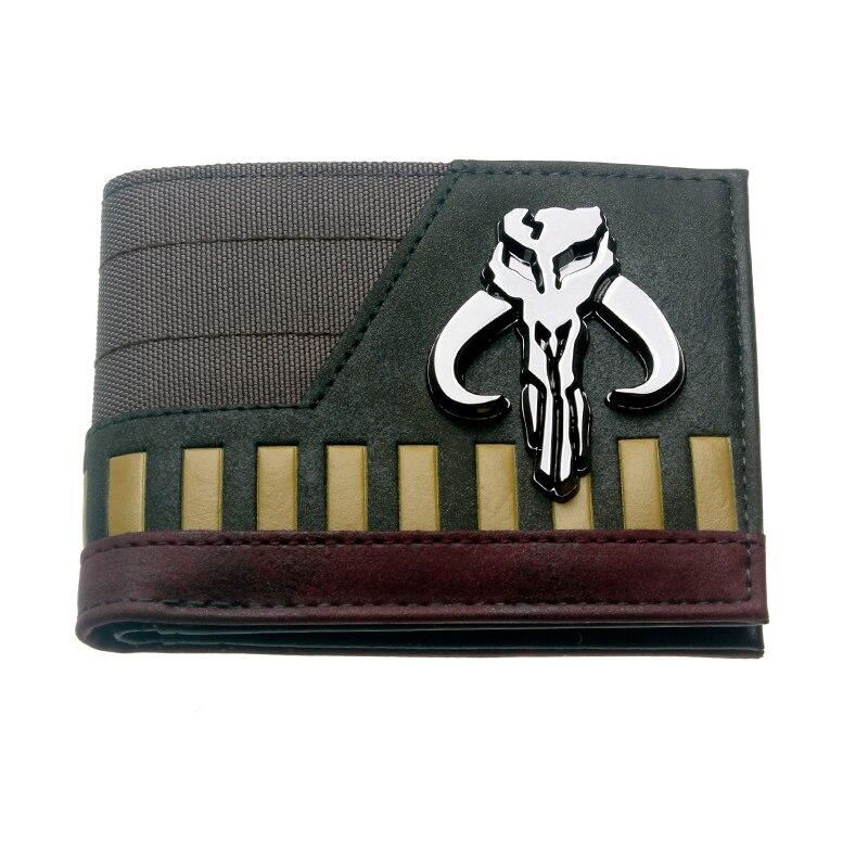 Star Wars Wallet  Bi-Fold Men Wallet Women Purse DFT-3156