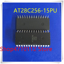 NEW 10PCS/LOT AT28C256-15PU AT28C256-15 AT28C256 DIP-28 IC