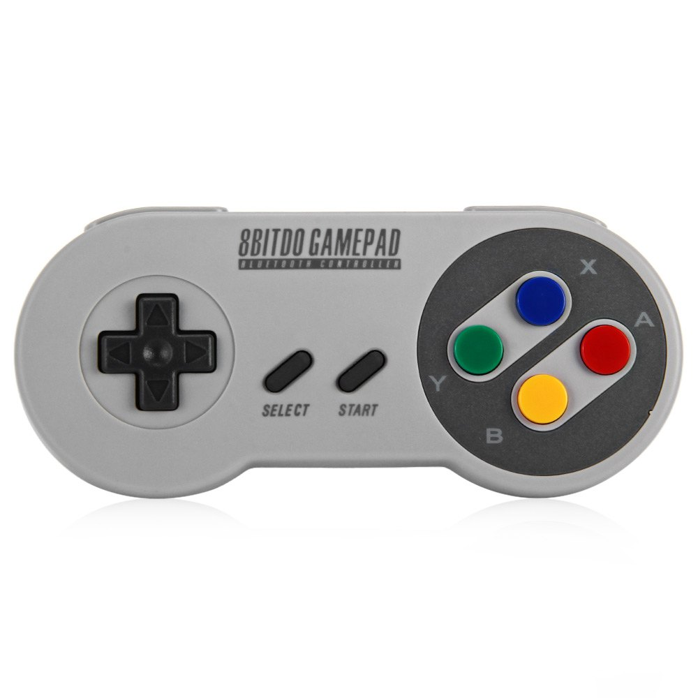 Official 8BitDo SF30 Bluetooth Wireless Controller Support