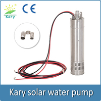 High quality 5T centrifugal water pump, 15m lift 48v DC submersible solar water pump for irrigation