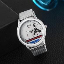 Zegarki damskie women watches relojes mujer new brand crystal stainless steel casual quartz wristwatch relogio masculino