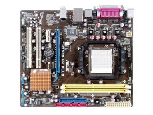 Asus M4N78-AM Nvidia Chipset 64 BIT