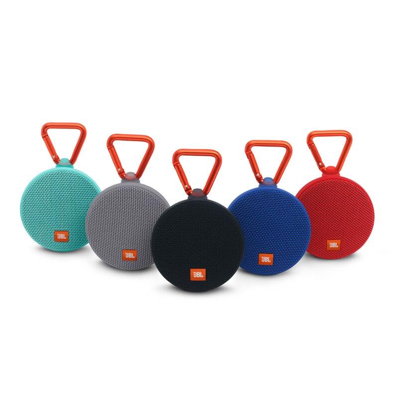 JBL Clip2 musique Bluetooth haut-parleur Portable Audio extérieur Mini haut-parleur sonique IPX7 conception étanche Hi-Fi pas de bruit parler