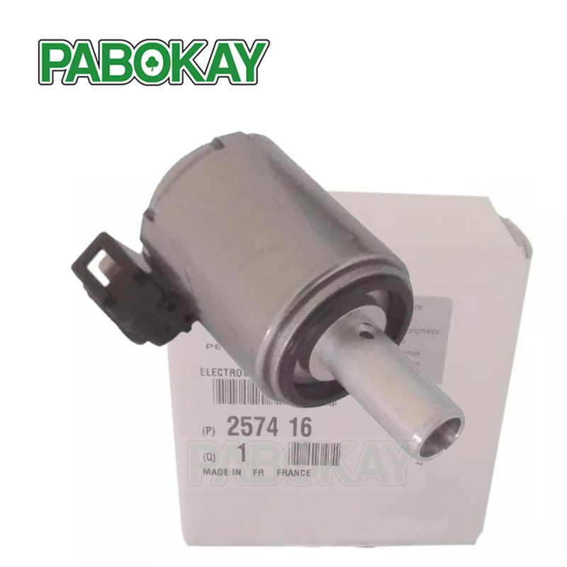4 pieces x Solenoid Valve Gearboxes AL4 DP0 257416 for Renault Citroen Peugeot 9653760480 7701208174 2574