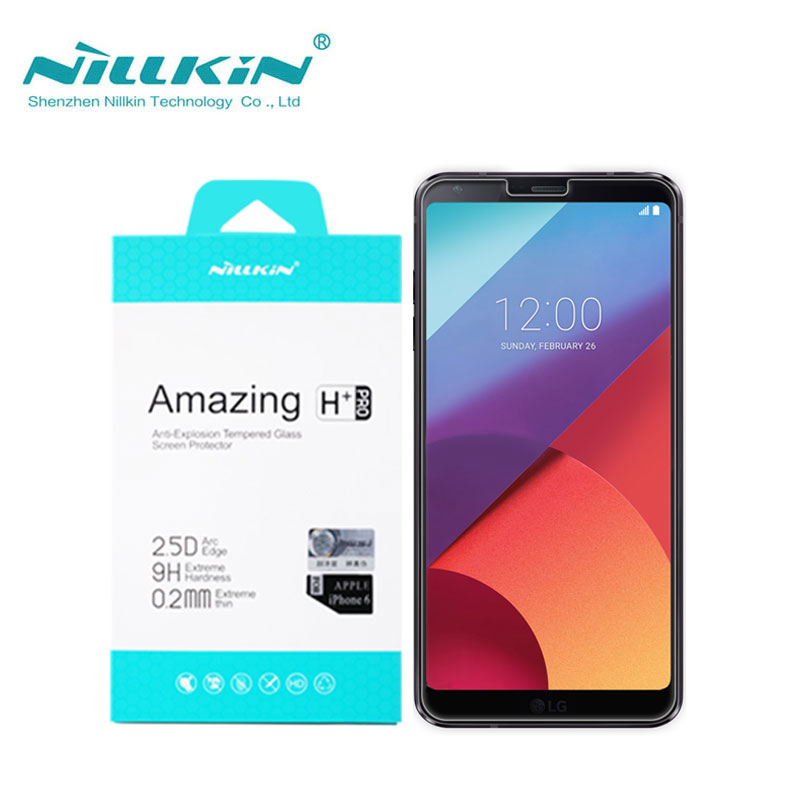Nillkin Screen Protector For LG G6 Amazing H&H+Pro sFor LG G6 Tempered Glass For LG G6 Glass 5.7 inch