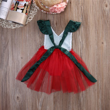 Baby Girls Sequins Christmas Rompers Sleeveless Fancy Princess Clothes Wear Cute Summer One Piece Jumpsuit Rompers 2016 Hot Sale
