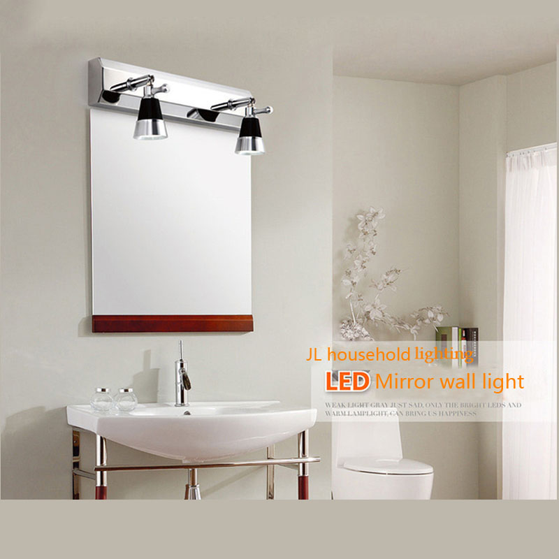 Bathroom Lights With Plugs aliexpress : buy 2/3 plugs modern stainless steel bathroom