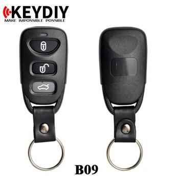 B09 KD900 remote, KEY DIY B09 3+1 buttons Remote generator,KD-X2/ KD900 MINI KD car key programmer