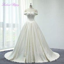 LCELAND POPPY A-Line Wedding Dress Floor Length Sleeveless