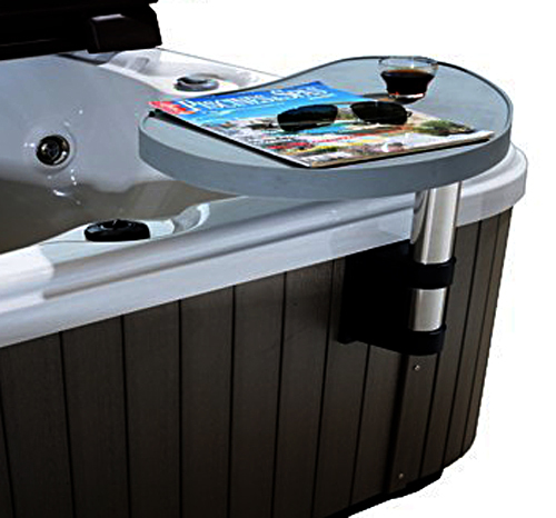 Hot Tub Drinks Tray Spa Adjustable Table Bar Suitable for all kinds of bathtubs