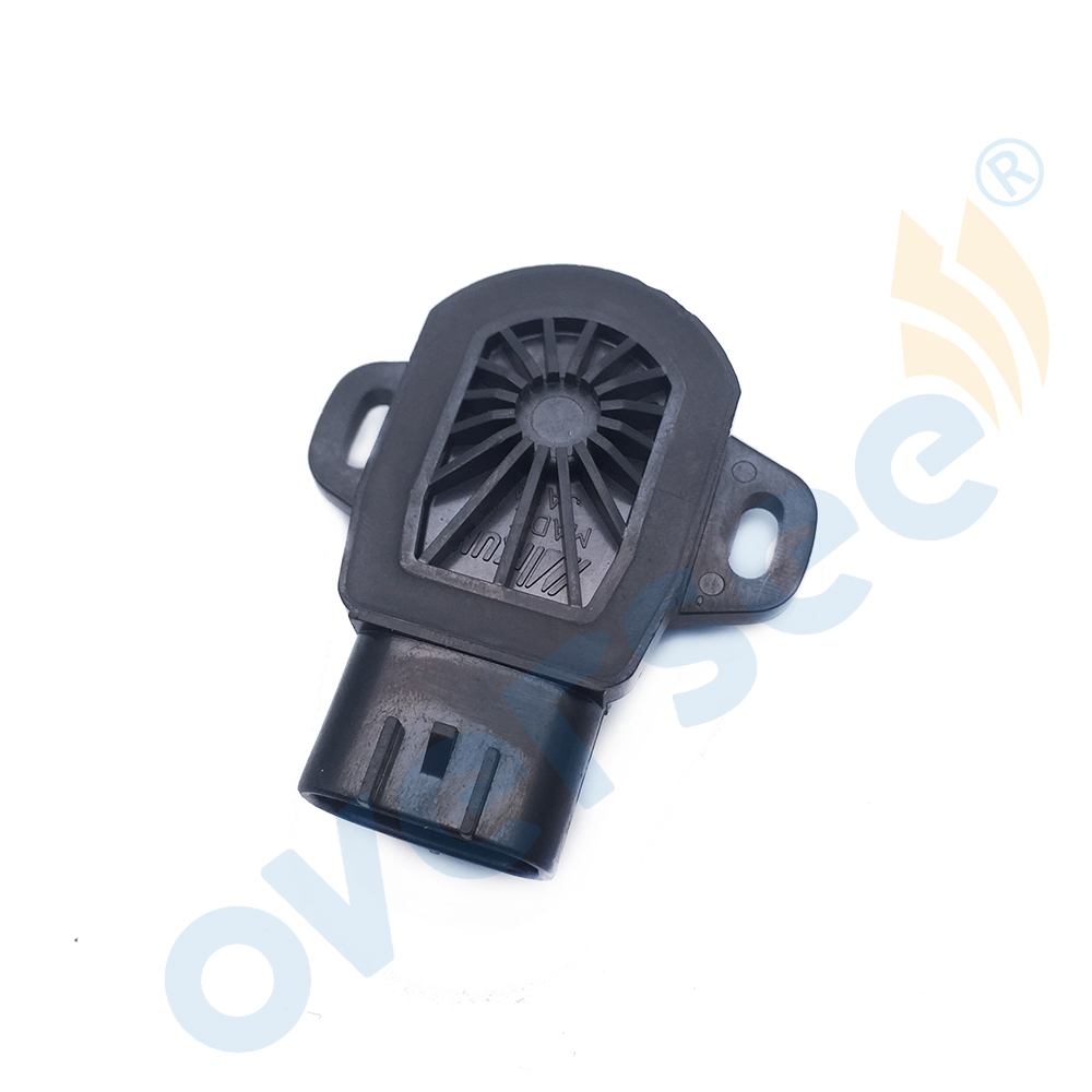OVERSEE 68V-85885 Throttle Position Sensor For Yamaha Outboard Engine 68V-85885-00 F115 deawoo excavator throttle sensor dh stepper motor throttle position sensor excavator spare parts