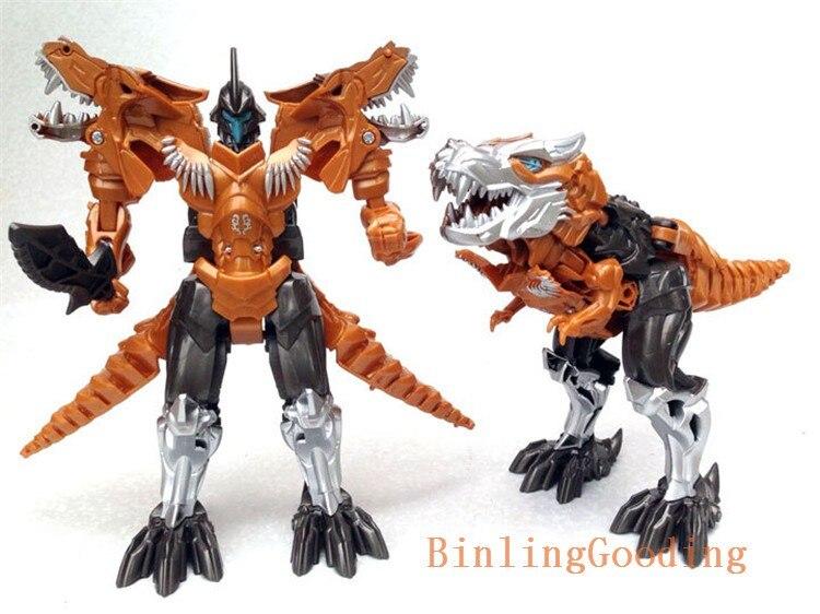 2015 New Transformation Dinosaur Robot Toys For Children Boy Kid Deformation Dinosaur Model