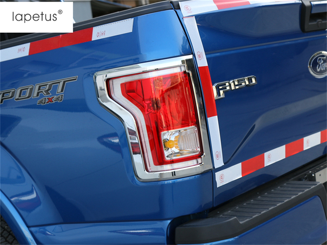 2016 F150 Tail Lights >> Bright Style Accessories For Ford F150 2015 2016 2017 Rear Trunk